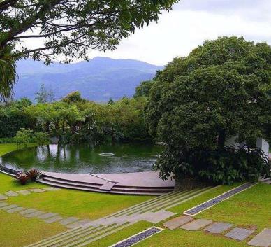 别墅鱼池水处理